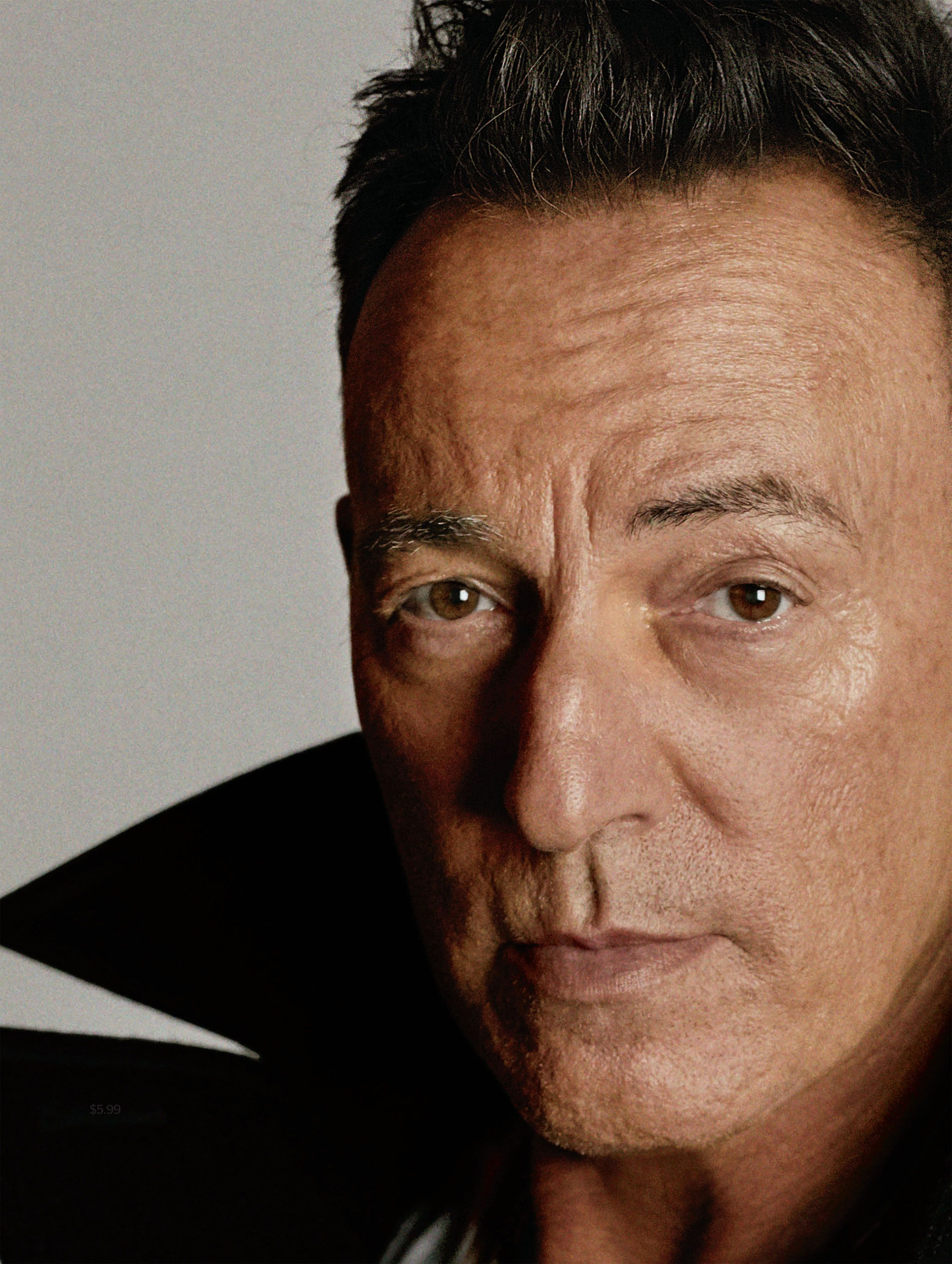 Beneath the Surface of Bruce Springsteen