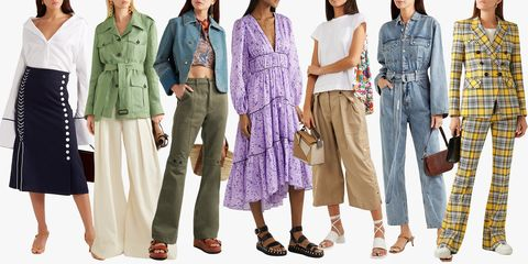 Spring 2021 Fashion Must Have Fashion For Spring 2021