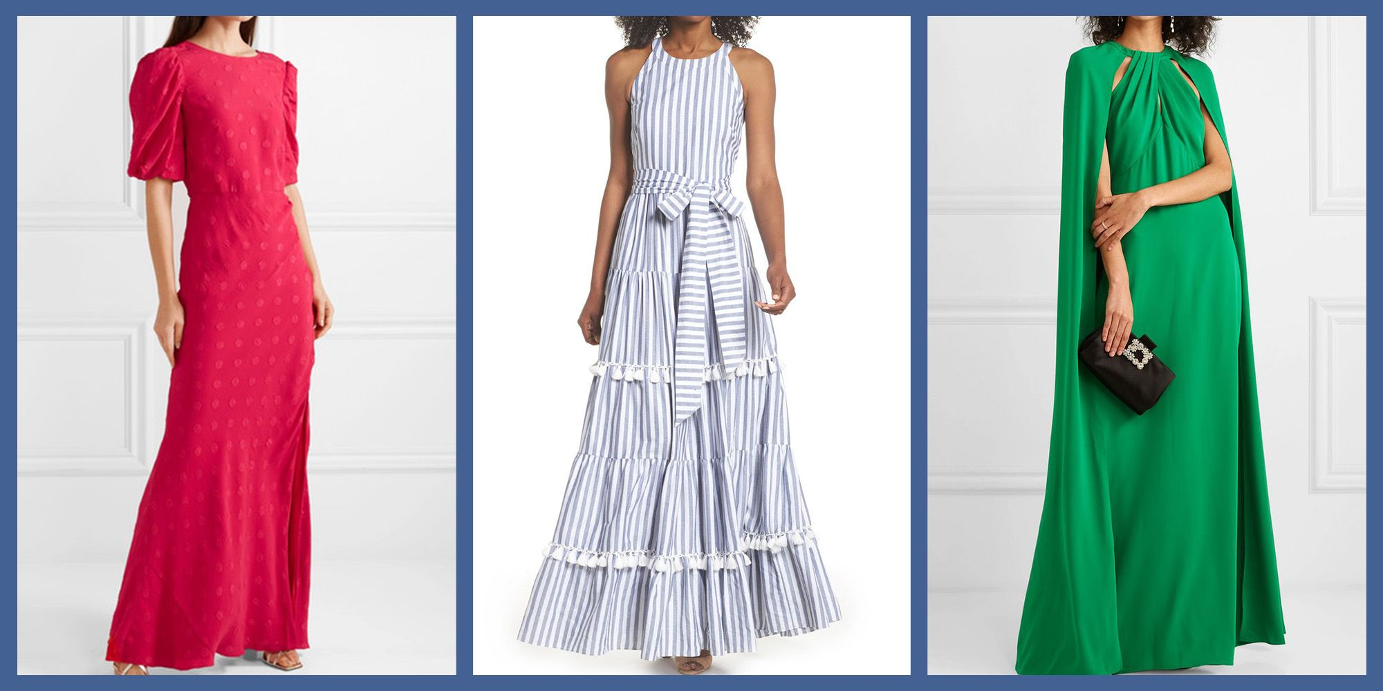 cd275acacf What to Wear to a Summer 2019 Wedding - 15 Stylish Summer Wedding Guest  Dresses