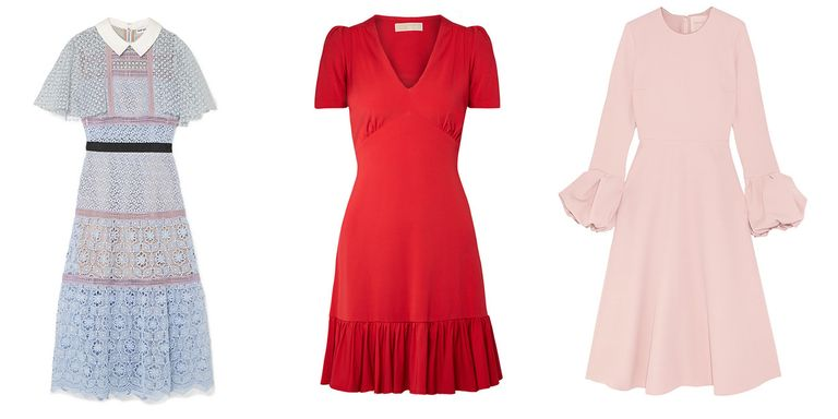 15 Chic Spring Wedding Guest Dresses - What to Wear to a Spring ...