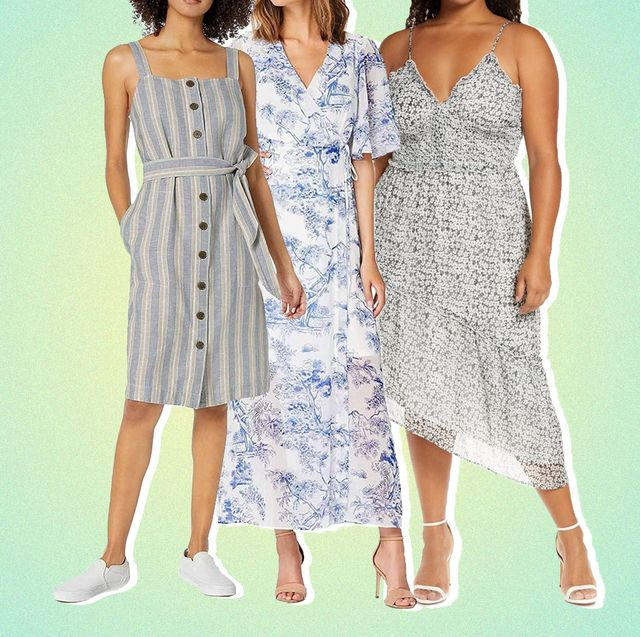 21 Cute Spring Dresses For 2021