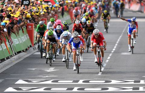 Cycling: 105th Tour de France 2018 / Stage 18