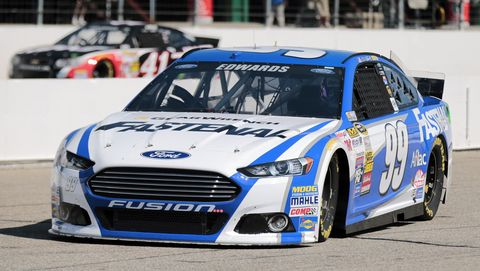 nascar cup ford