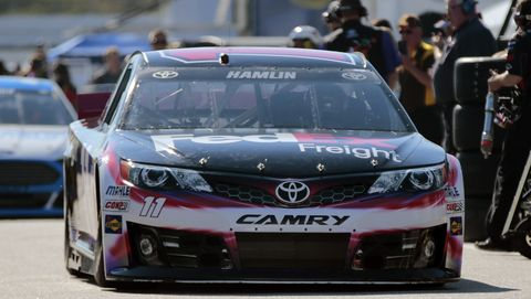 nascar cup toyota camry
