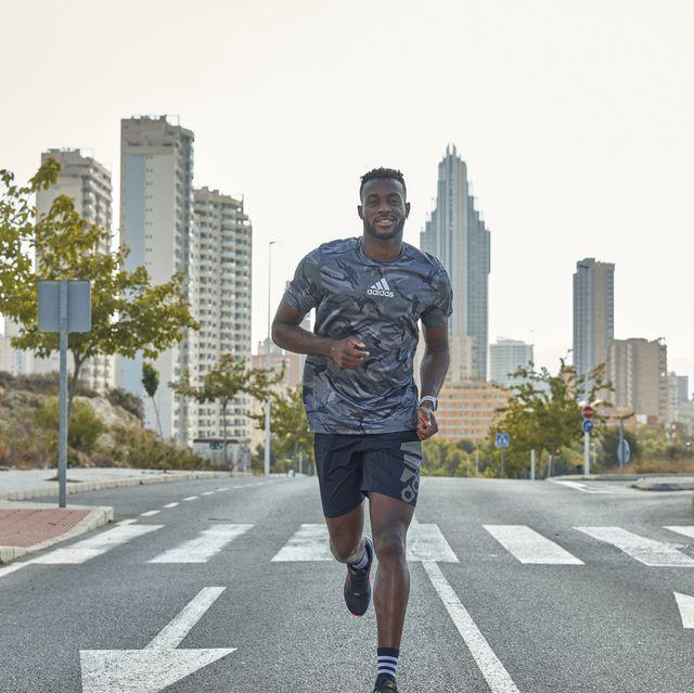 equipamiento running sprinter