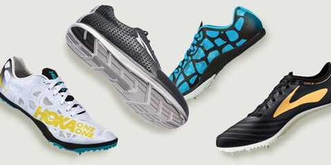 4b6598ae4 Don't Let the Oval Intimidate You—Own the Track in These Sprinting Shoes