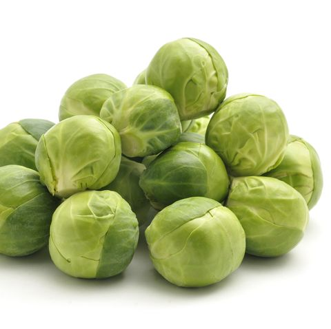 Foods good for skin- brussels sprouts