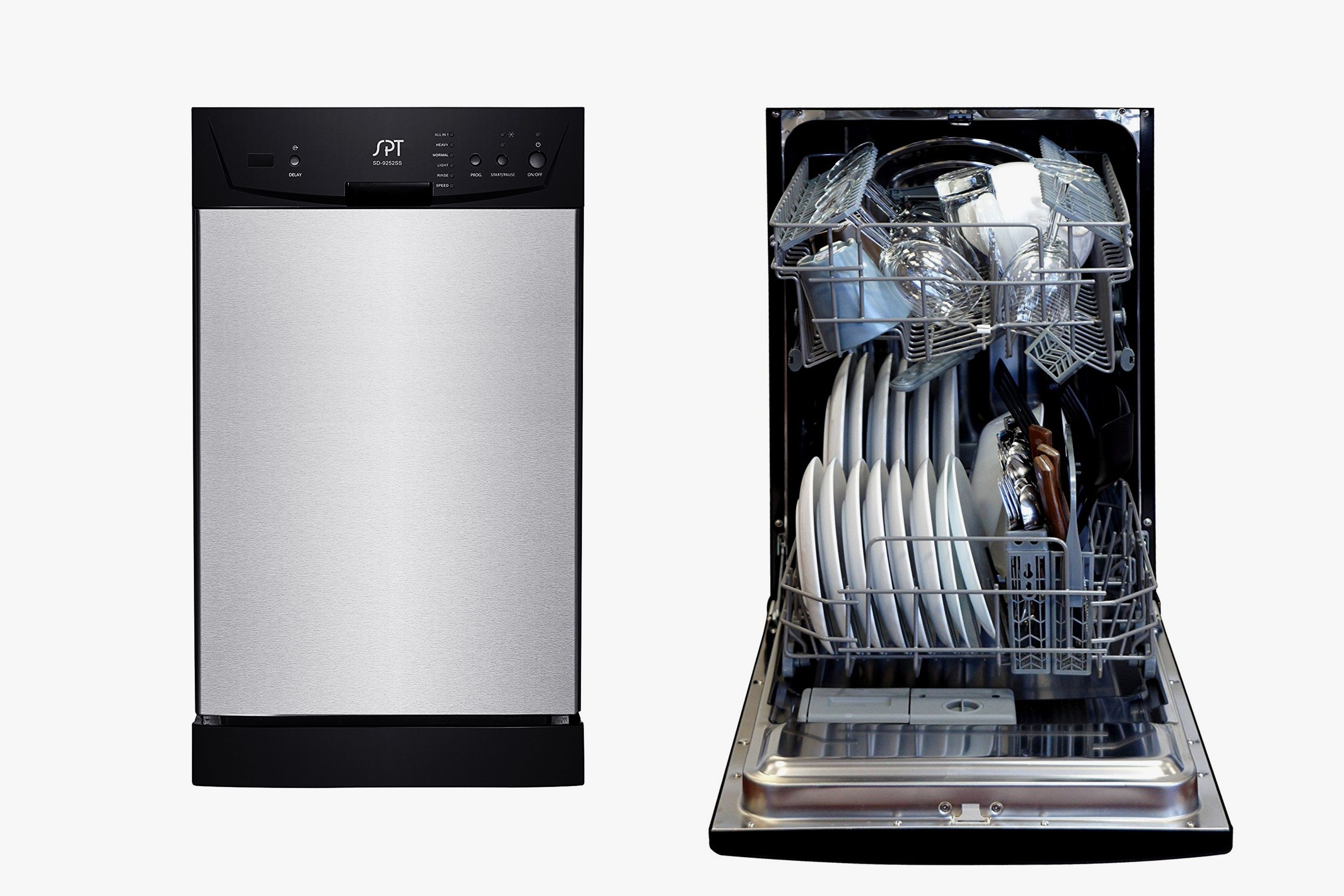 SPT SD 9241 Portable Dishwasher