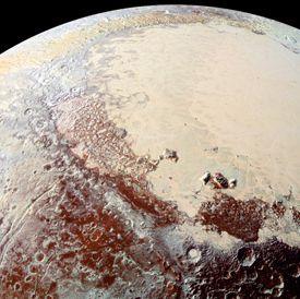 pluto's sputnik planitia