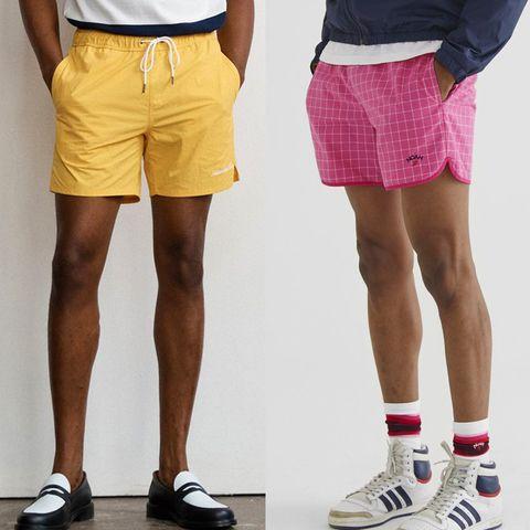 Clothing, Shorts, Active shorts, Human leg, board short, Waist, rugby short, Bermuda shorts, Sportswear, Fashion,