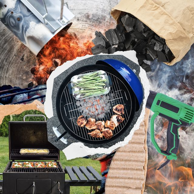 grill carbon