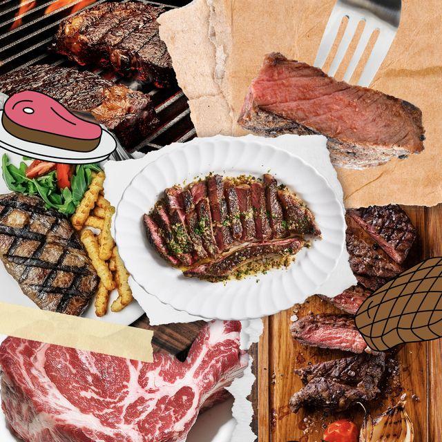 steak collage