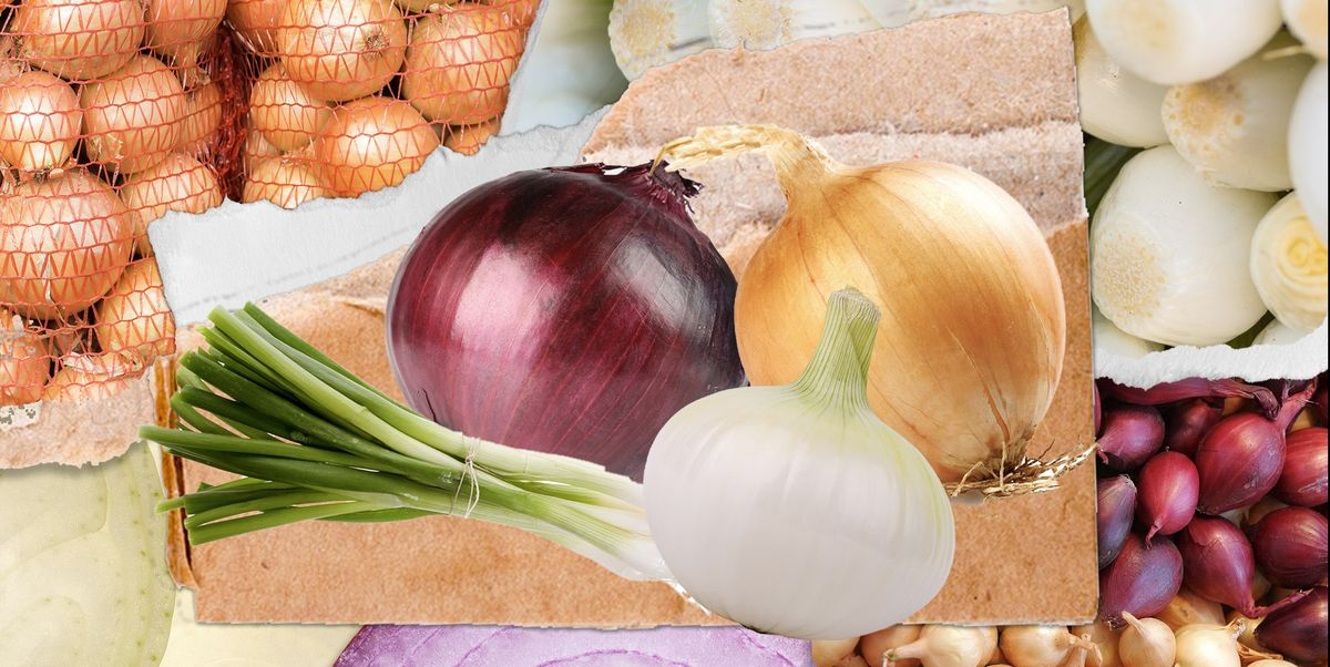 The Best Type Of Onion To Use For Whatever You're Cooking