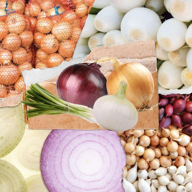 types of onions  delishcom