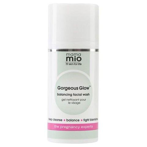 Mama Mio Gorgeous Glow Balancing Facial Wash