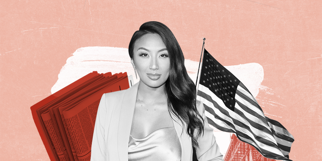 www.harpersbazaar.com: Jeannie Mai Grew Up Too Aware of Asian Racism, And Is Standing Up to Hate in America Now