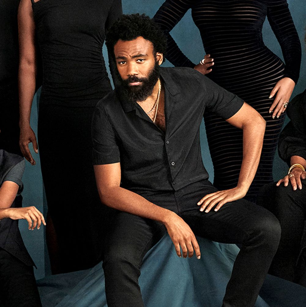Donald Glover's Lion King-Approved Cuban Collar Shirt Is The Stylish Summer Shirt You Need
