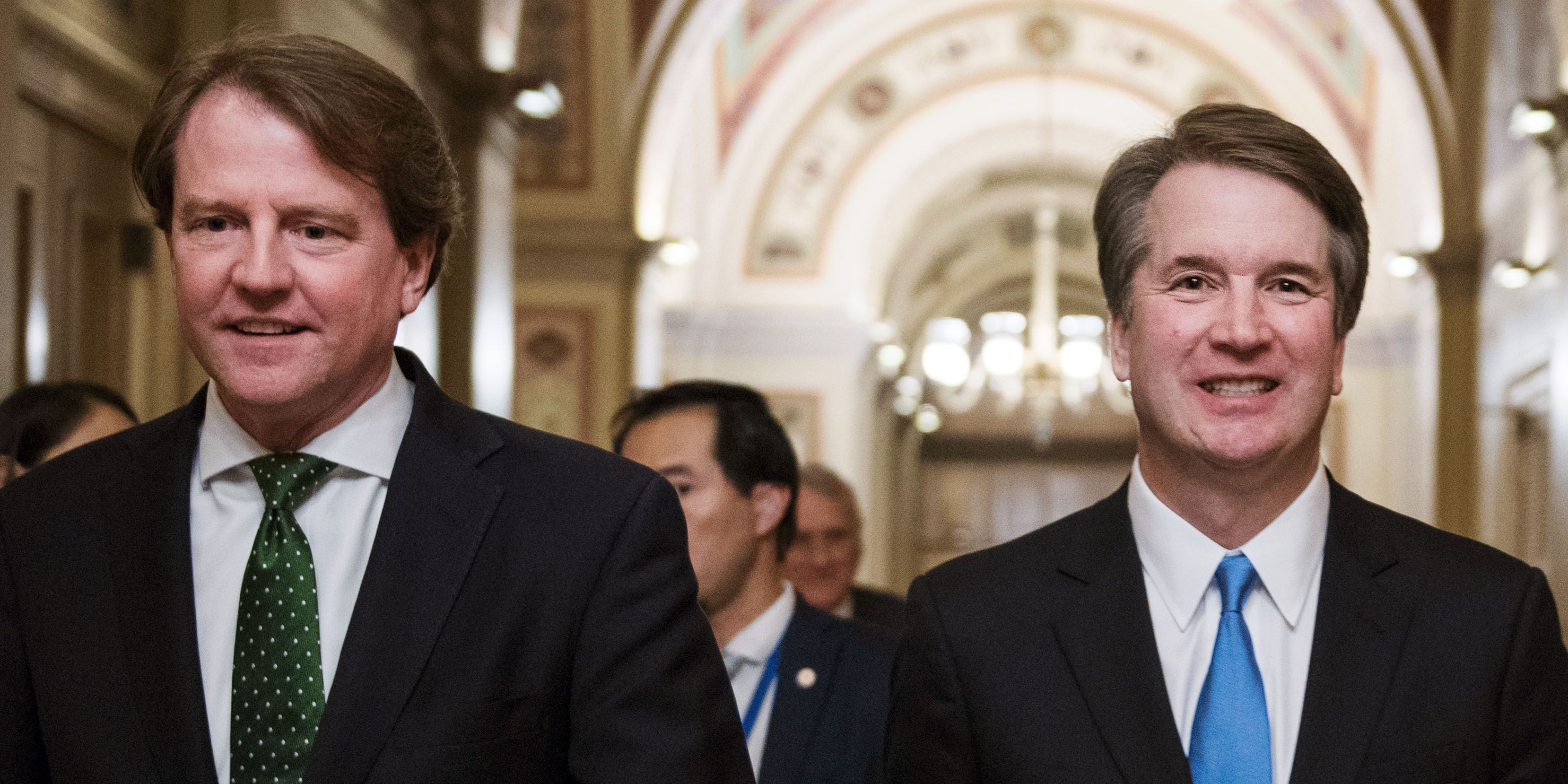 Voter Suppression Is Deeply Embedded in the Republican Party. Brett Kavanaugh Helped Put It There.