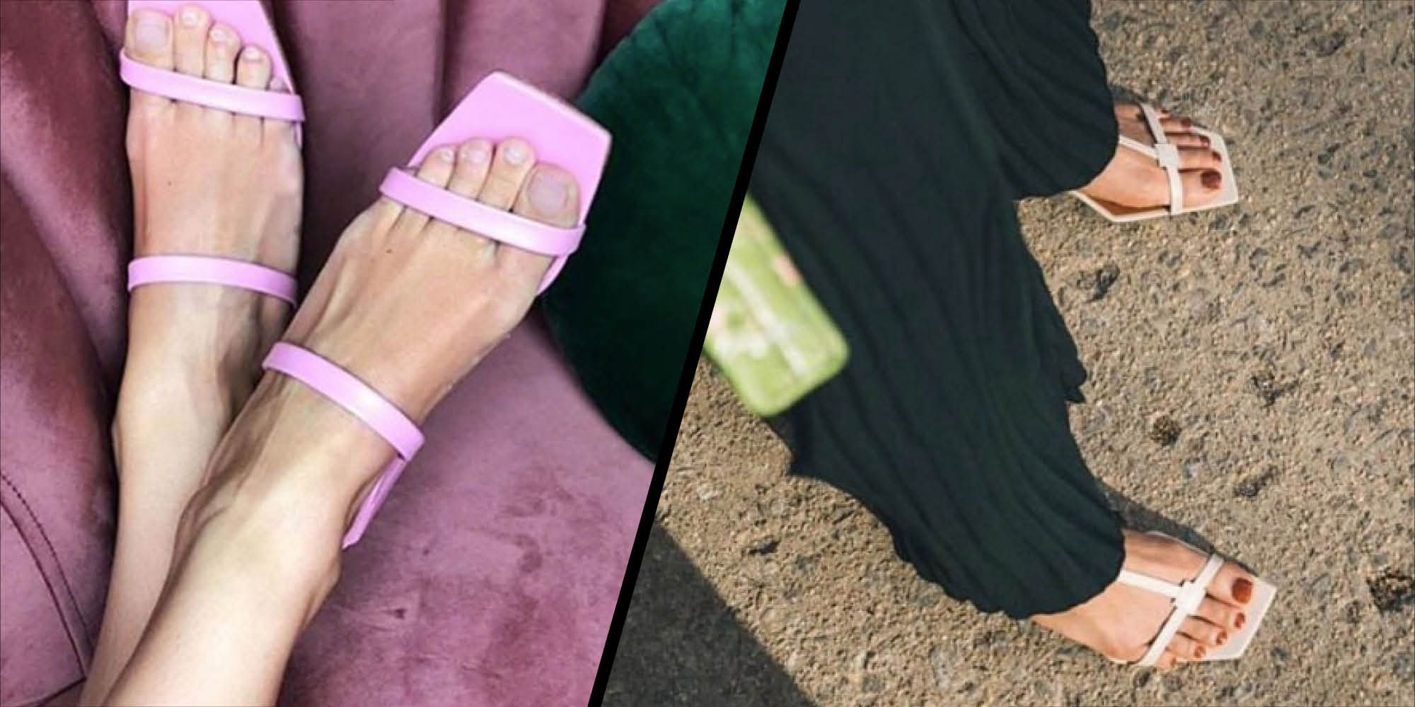 15 best square-toed sandals – Square