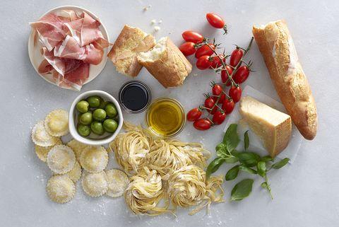 Food, Cuisine, Dish, Ingredient, Vegan nutrition, Food group, Vegetarian food, Produce, Platter,