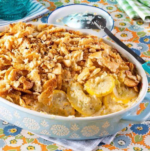 yellow squash casserole recipes