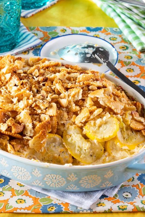 squash casserole thanksgiving side dishes