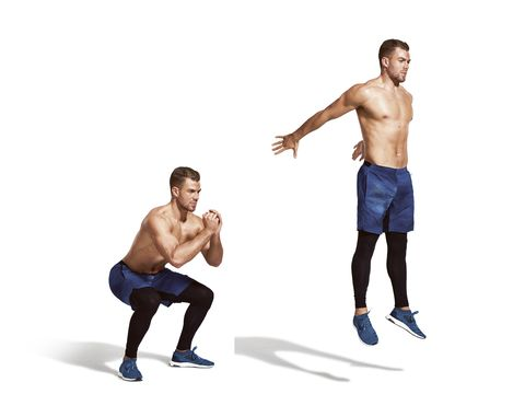 Home Workout: 15-Minute Session to Blast Through Calories and Body Fat