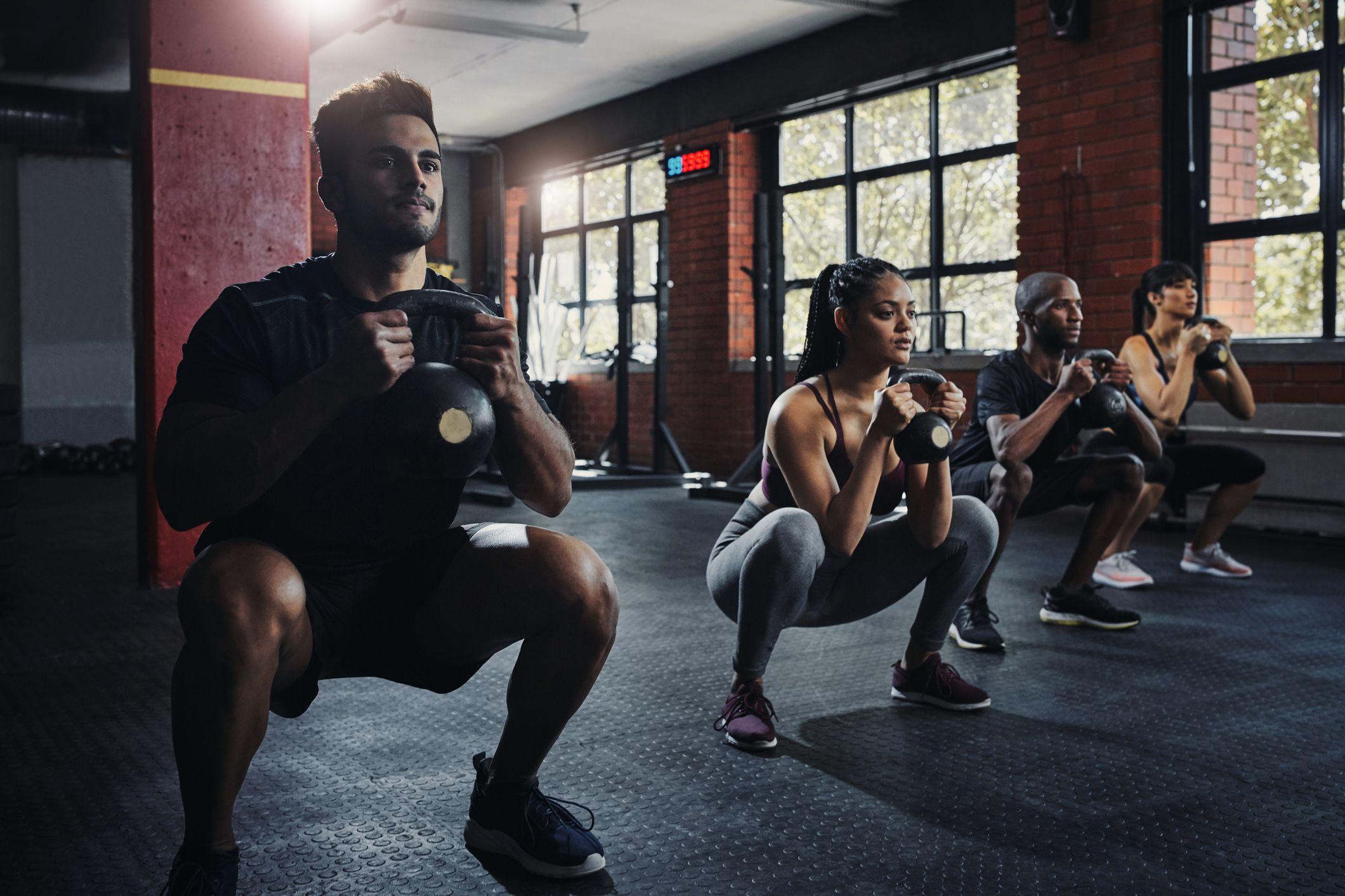 Buscamos el WOD de CrossFit perfecto para recuperarnos de los excesos del verano