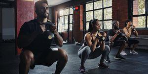Buscamos un WOD de CrossFit para recuperarnos de los excesos del verano