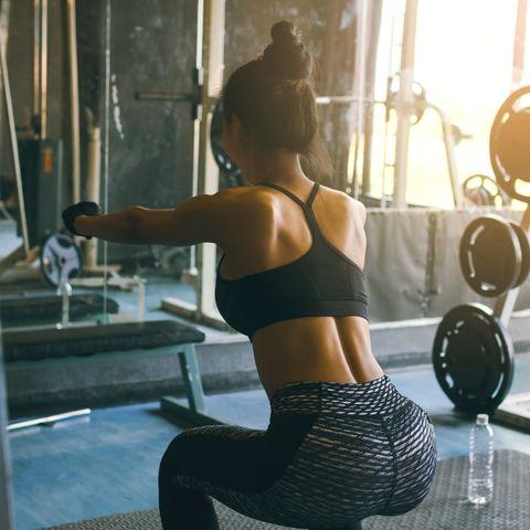squats, more effective
