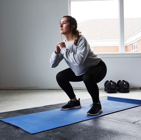 Strength training, Standing, Shoulder, Physical fitness, Joint, Arm, Leg, Knee, Balance, Exercise equipment,