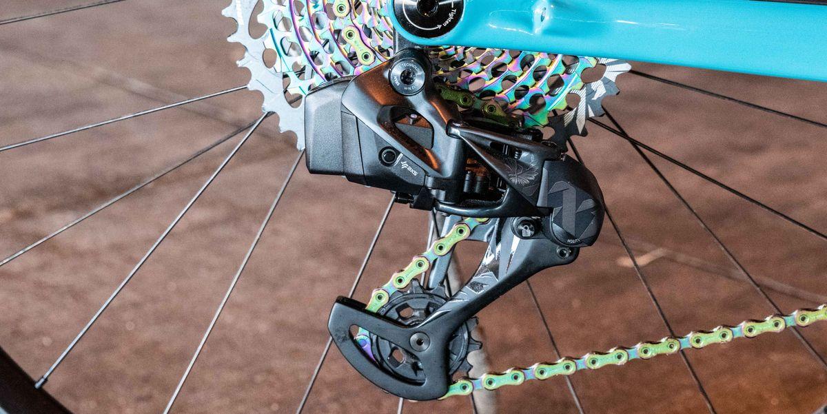 Sram Eagle Axs Review Electronic Mountain Bike Drivetrain
