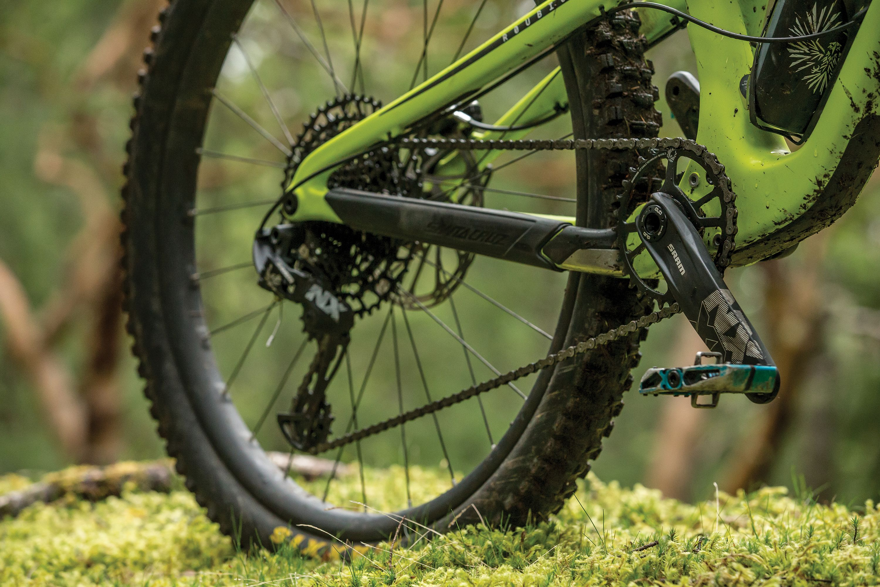 ce7150541c7 Go Bigger and Spend Less With SRAM's New NX Eagle 1x12 Drivetrain