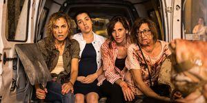 Señoras del hampa es la nueva comedia de Telecinco