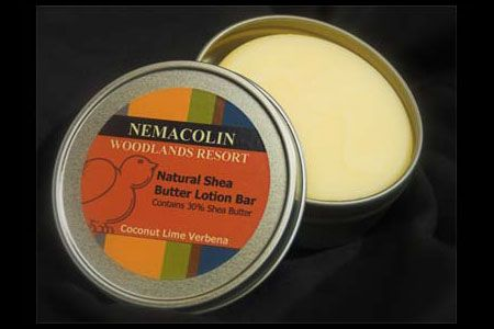 Shea Butter Lotion Bar