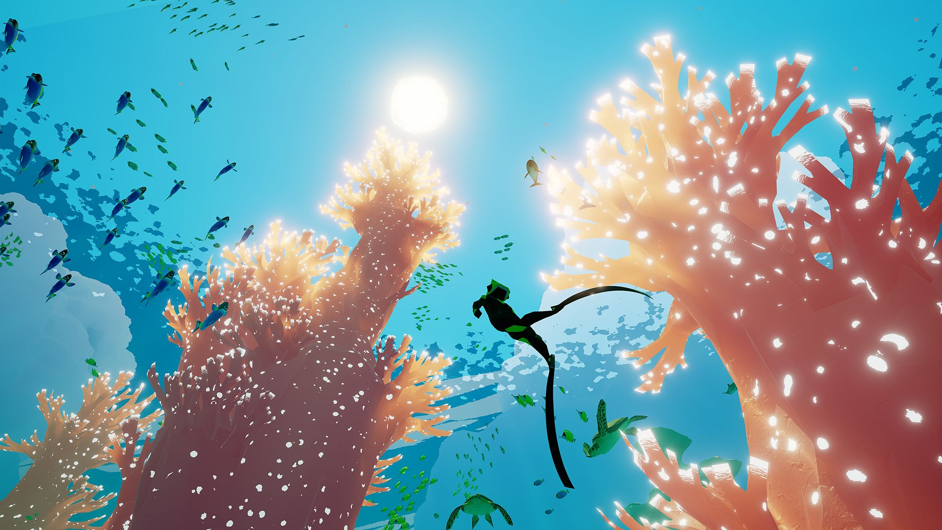 'Abzû' Is Like a Playable Aquarium for the Nintendo Switch