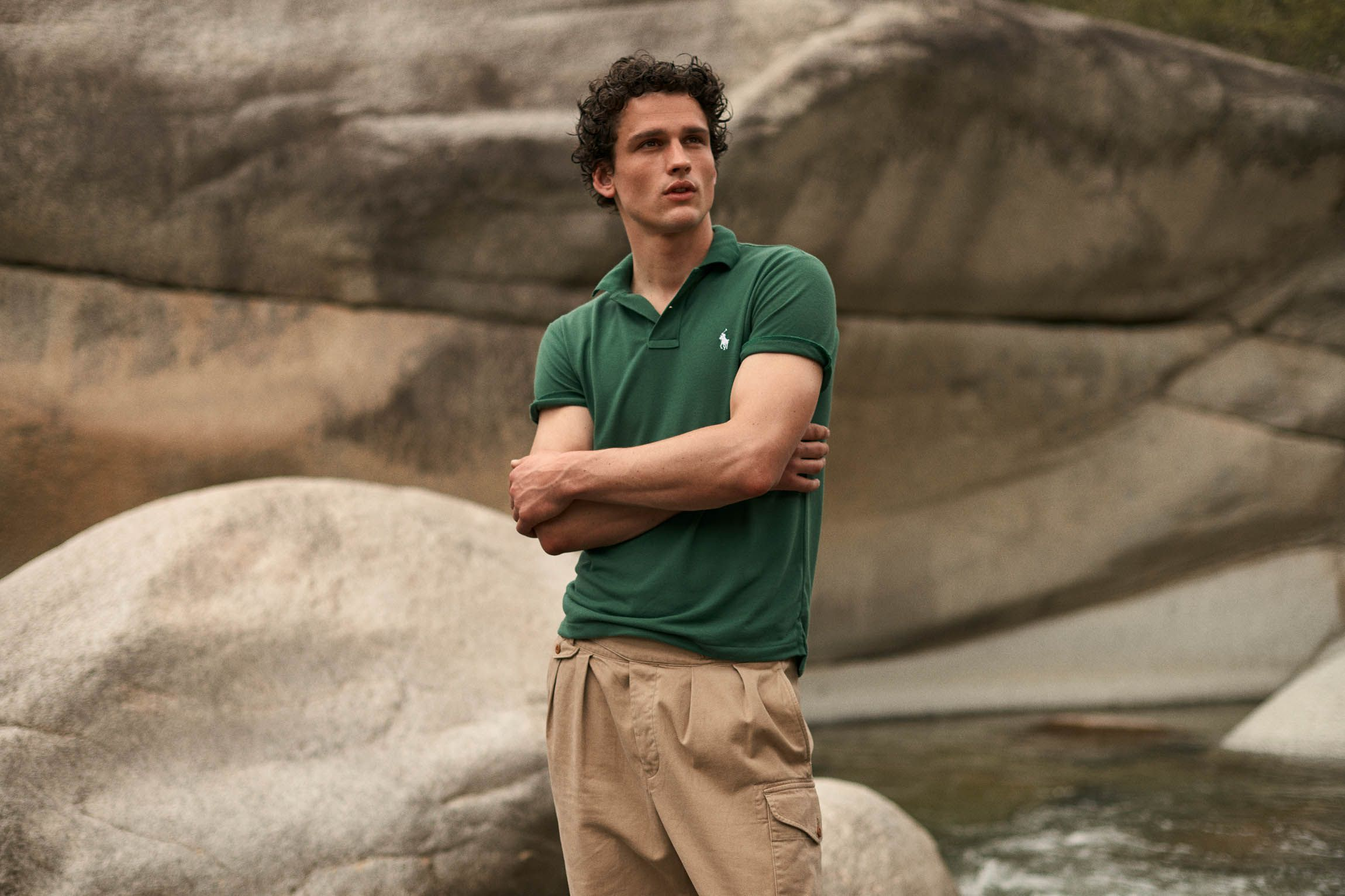 Ralph Lauren Steps Boldly Into the Sustainability Game With the Earth Polo