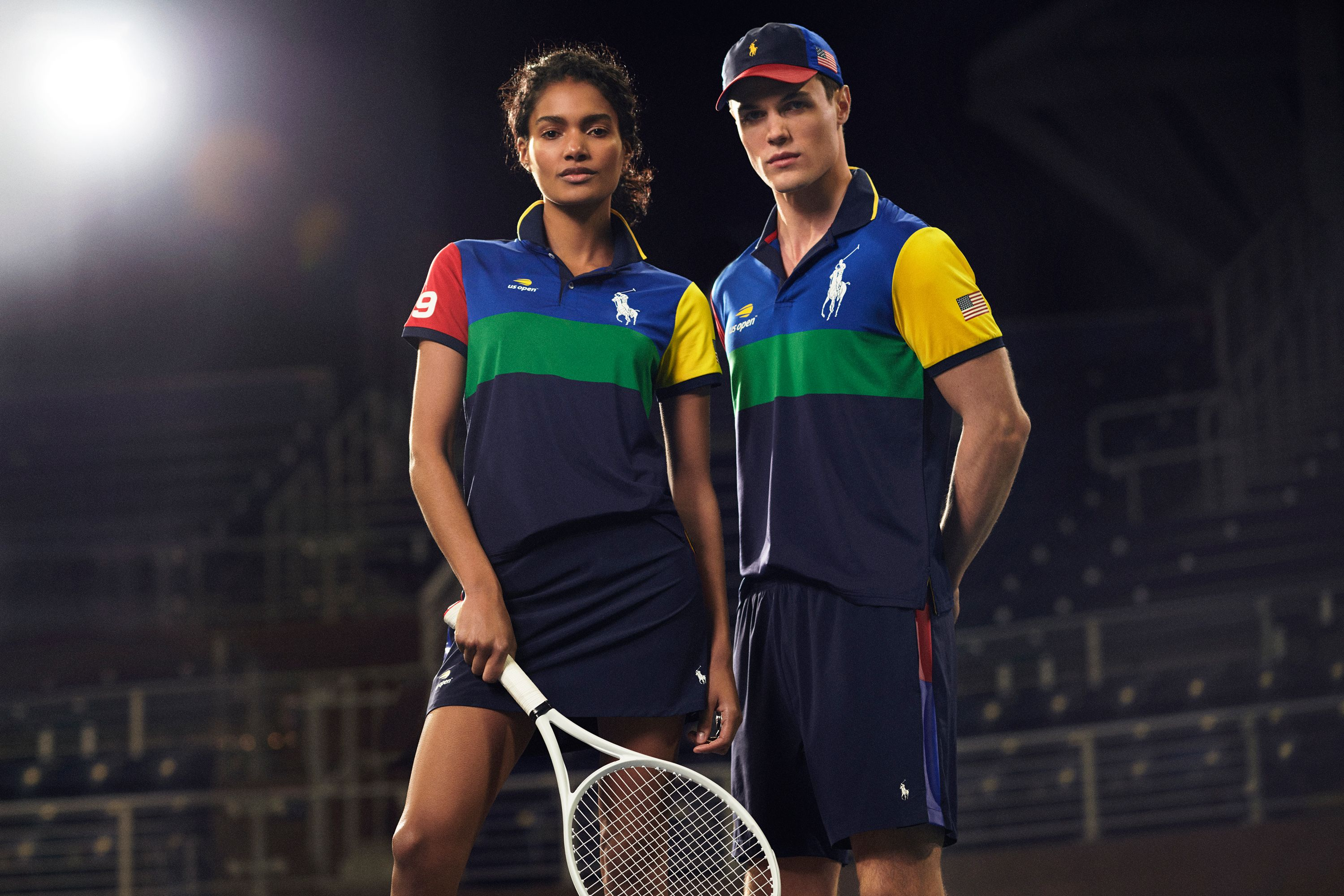 An Exclusive First Look at the 2019 US Open Ballperson Uniforms