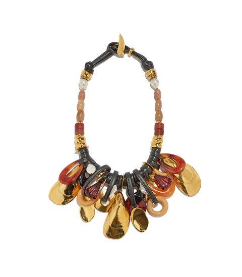 Jewellery, Fashion accessory, Necklace, Amber, Amber, Gemstone, Bead, Jewelry making, Body jewelry,