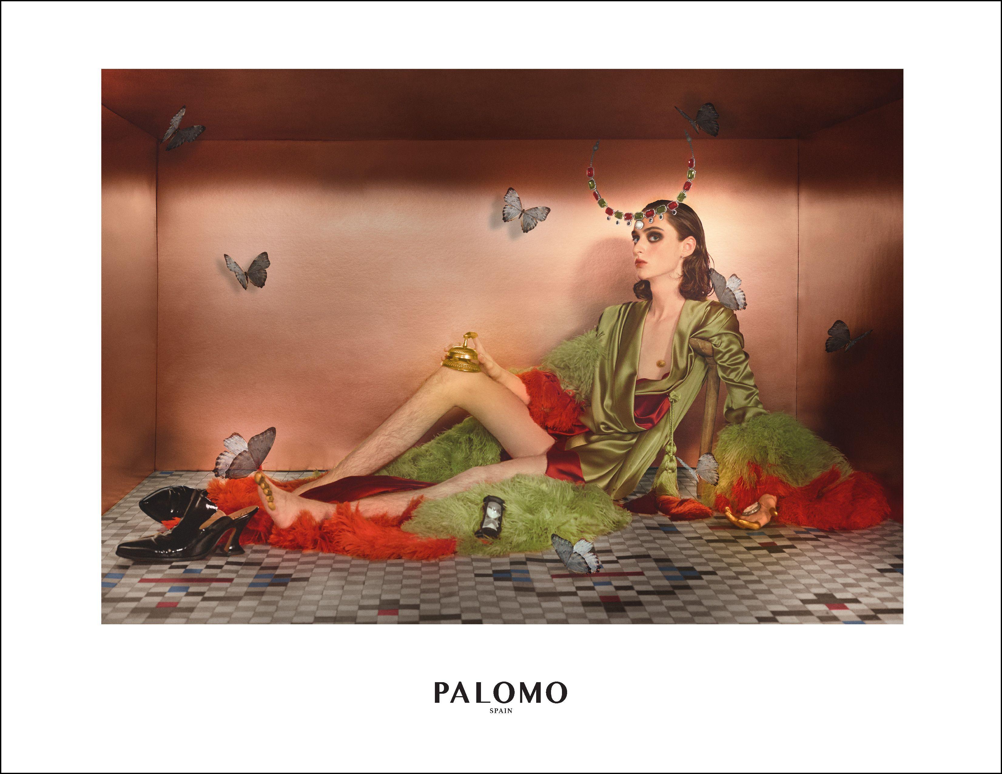 palomo spain campaña