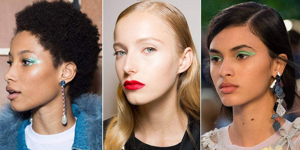 Spring/summer 2018 beauty trends