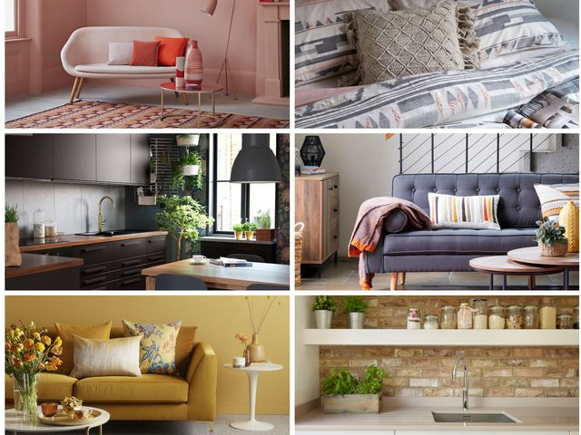 11 Of The Hottest Home And Interior Design Trends For Spring Summer 2019