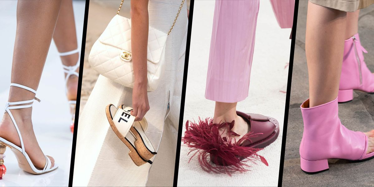Spring summer 2019 shoe trends – 100 best sandals and ...