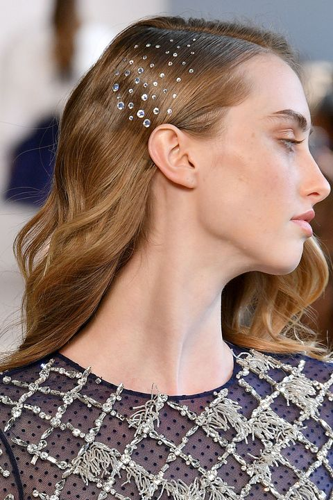 Spring Hair Trends 2020.Spring Summer 2020 Hair Trends Ss20 Hairstyle Trends