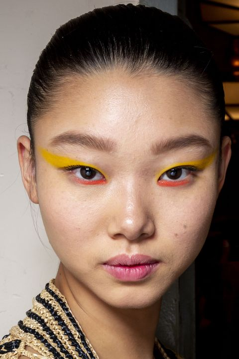 Makeup Trends Spring 2020.Spring Summer 2020 Make Up Trends Spring Catwalk Beauty Trends