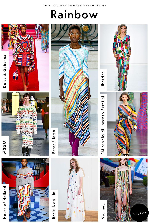 Summer Fashion Trends 2018