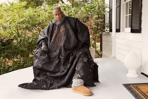 andre leon talley ugg