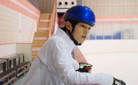 宋仲基滑冰選手