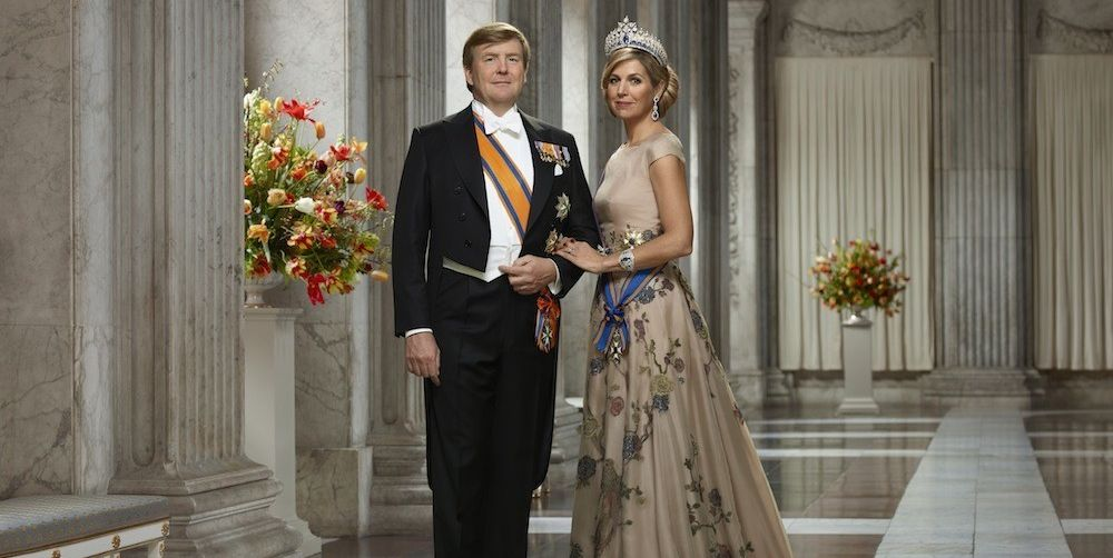 staatsiefoto's-koningin-maxima-koning-willem-alexander
