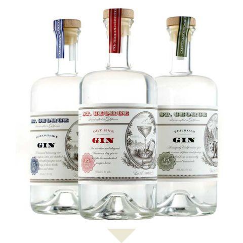 La ginebra St. George's's gin